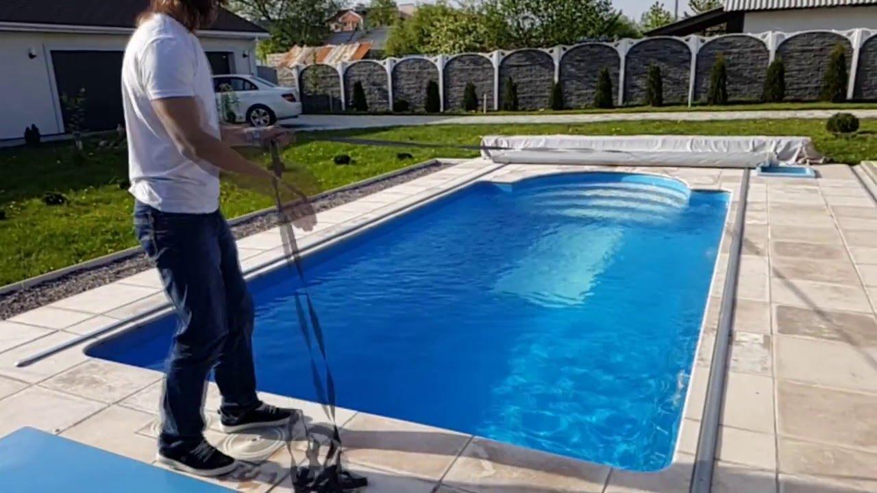 Чем накрывать бассейн: типы накрытий