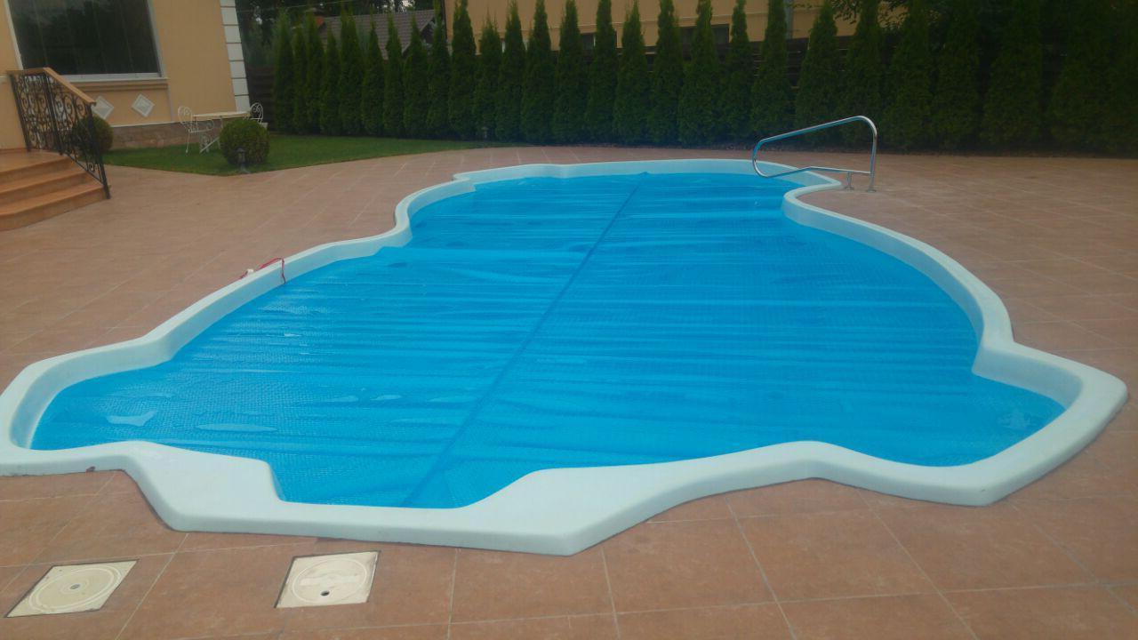Пленочные накрытия для бассейна
