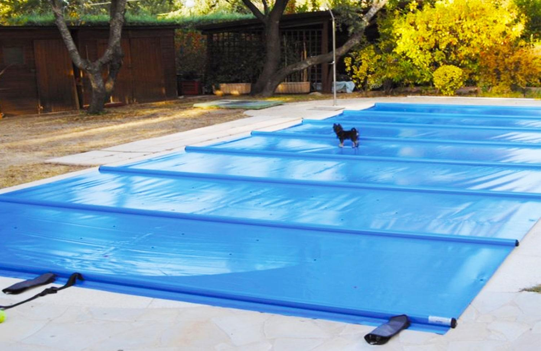 Поливиниловые накрытия на бассейн
